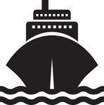 Cruise ship terminal clipart #8