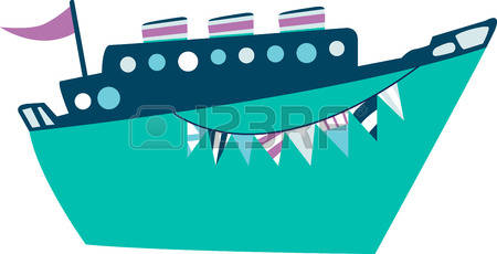 Cruise Ship Port Stock Illustrations, Cliparts And Royalty Free.