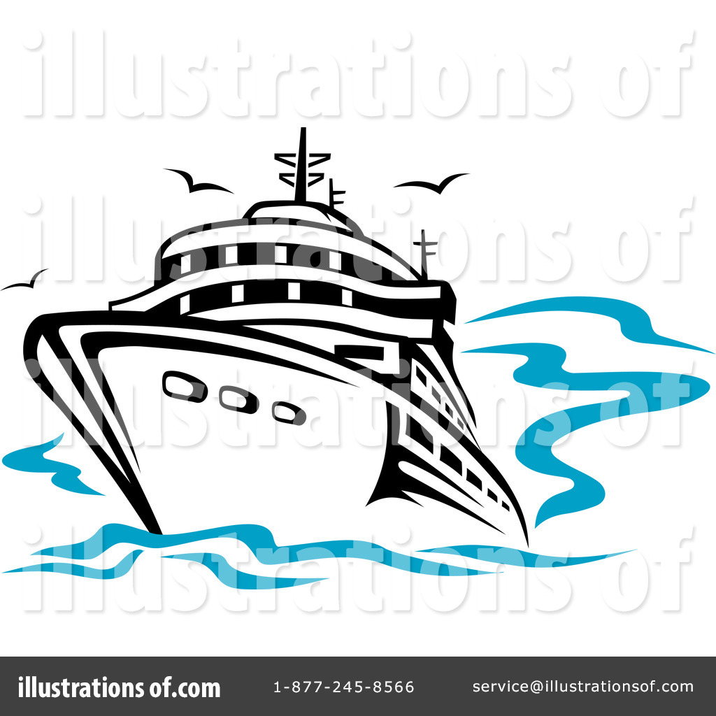 Cruise Ship Clip Art Free.