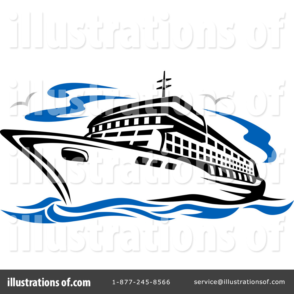 Free clipart images cruise ships.