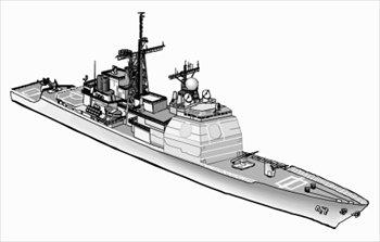 Free cruiser Clipart.