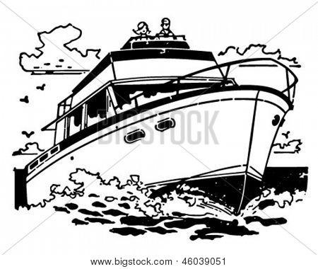 Cabin Cruiser.
