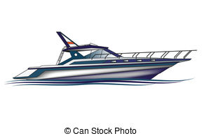 Cabin cruiser Clipart and Stock Illustrations. 221 Cabin cruiser.