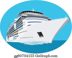 Cruise Ship Clip Art.