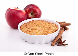 Apple crumble Stock Photos and Images. 1,171 Apple crumble.