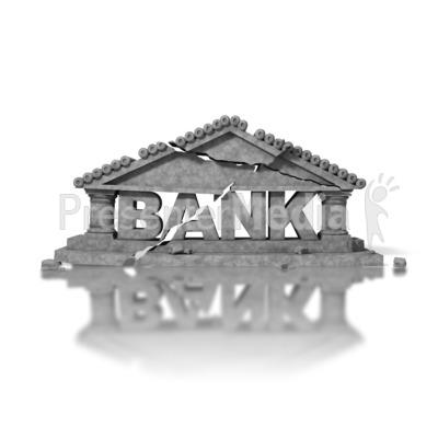 Crumbled Bank.