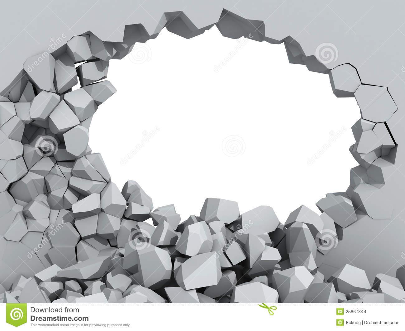 Disintegrating Stock Illustrations.