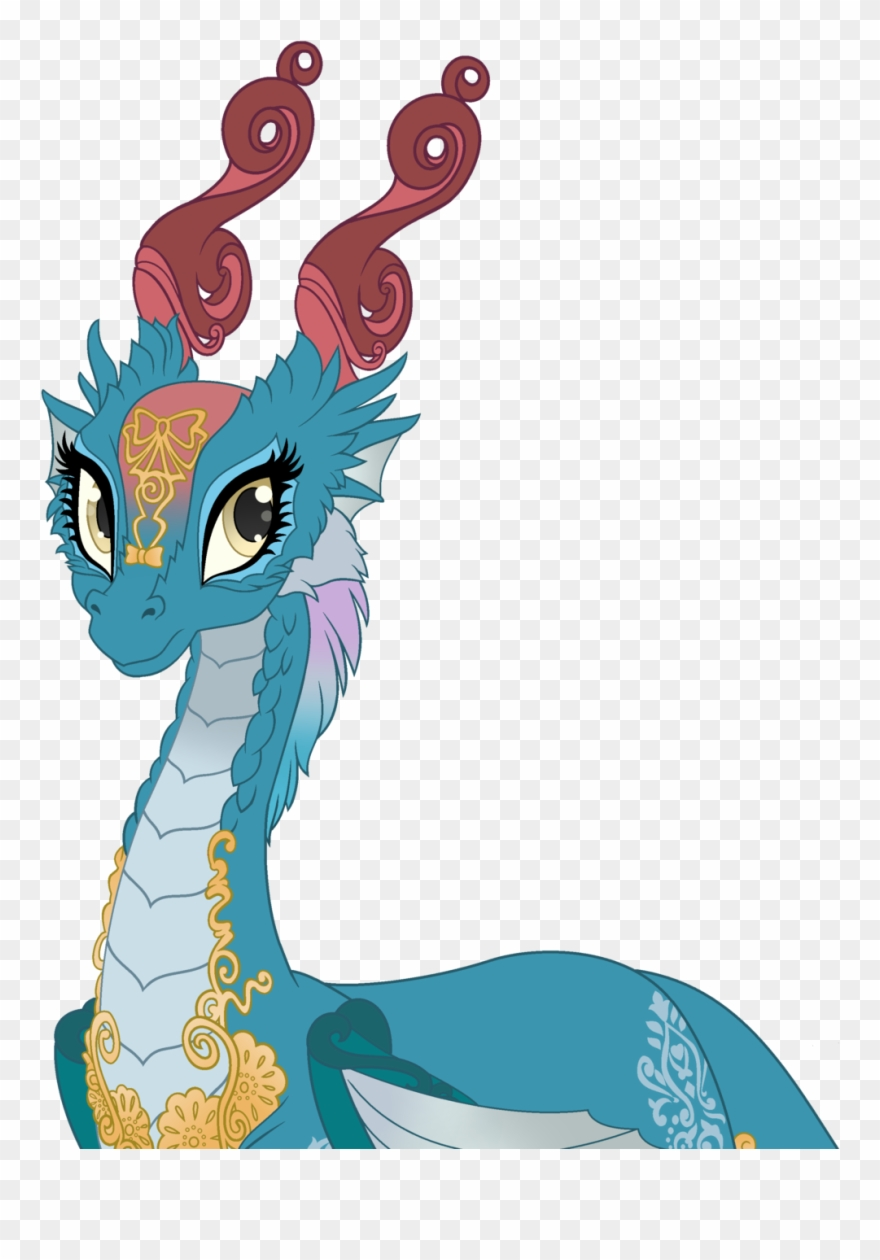 Crumpets Is Madeline Hatter\'s Dragon For The Dragon Clipart.