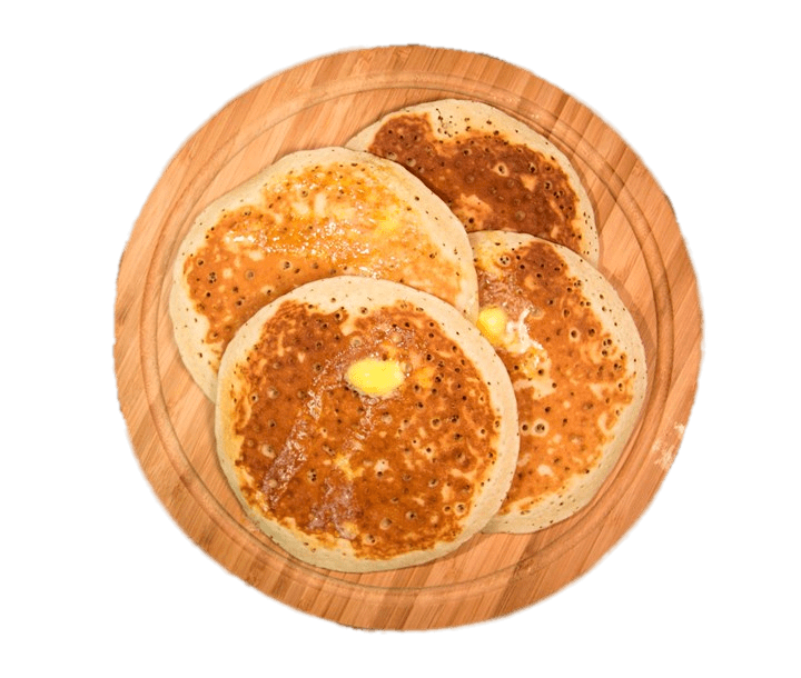 Download Free png crumpets.