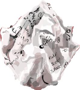 Crumpled Clip Art Download.
