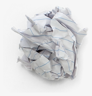 Crumpled Paper PNG, Transparent Crumpled Paper PNG Image Free.