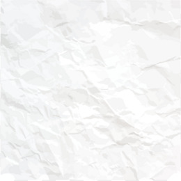 Crumpled Paper PNG Images.