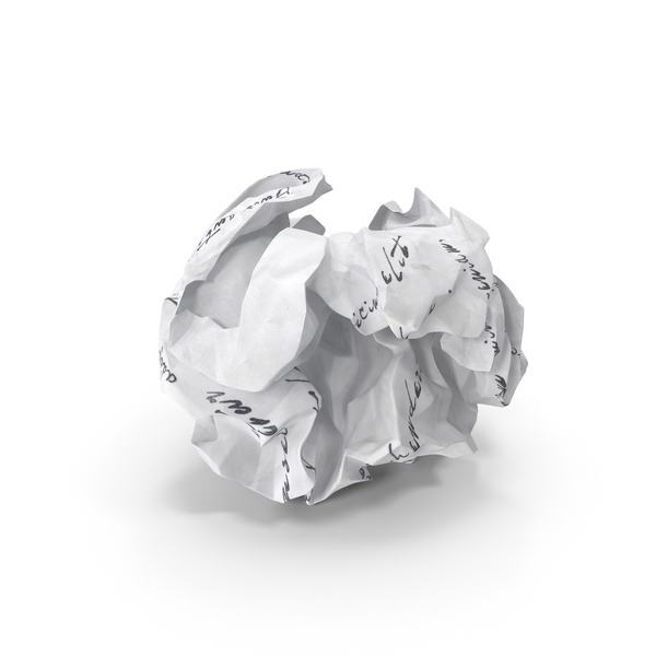 Crumpled Paper PNG Images & PSDs for Download.