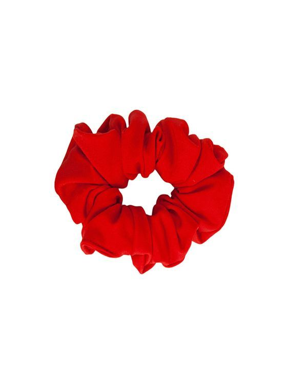 The red scrunchy is a symbol of power in the play. whoever.