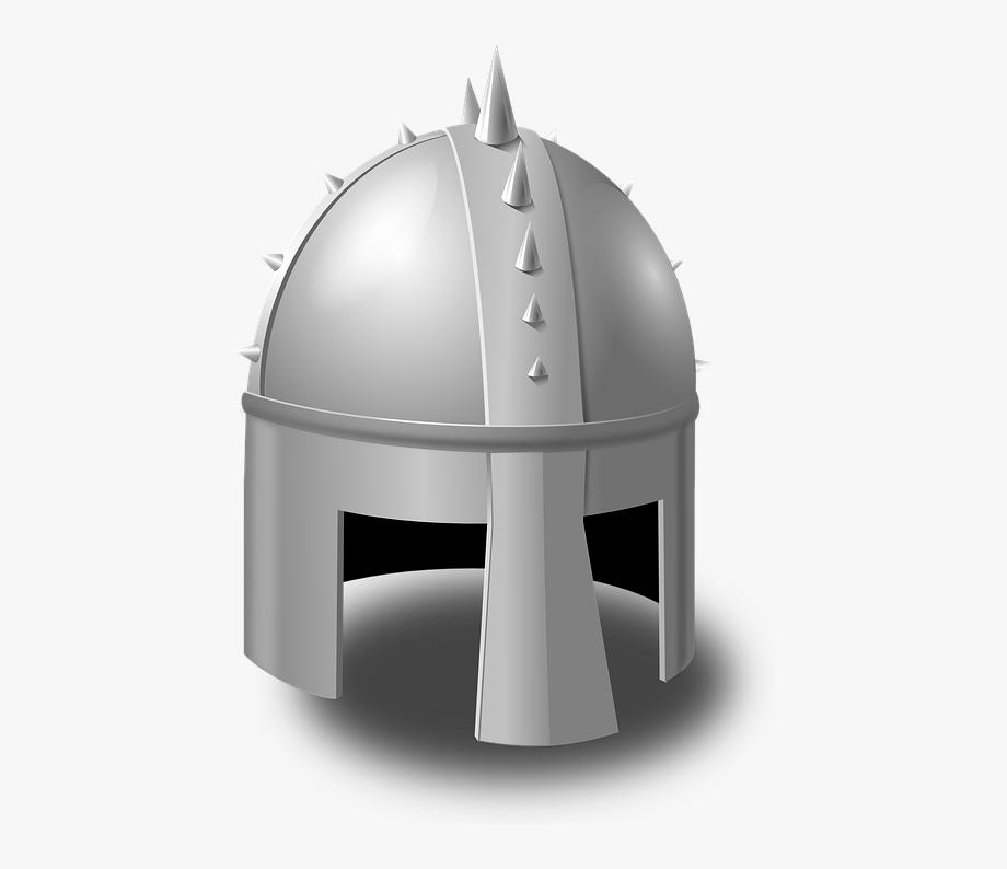 Crusader Helmet Transparent Background.
