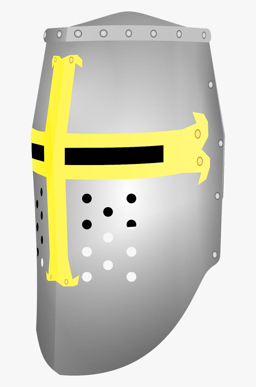 Crusader Great Helmet.