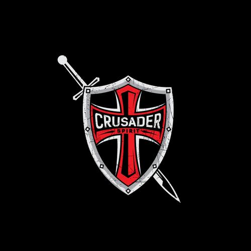 CRUSADER SPIRIT Logo.
