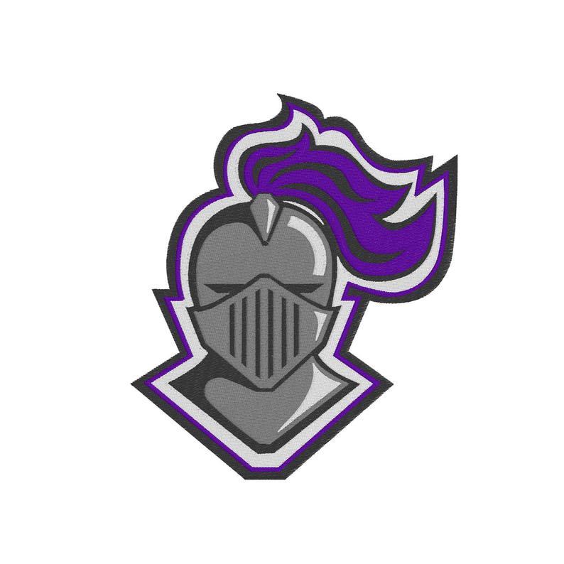Knights or Crusaders Team Mascot.