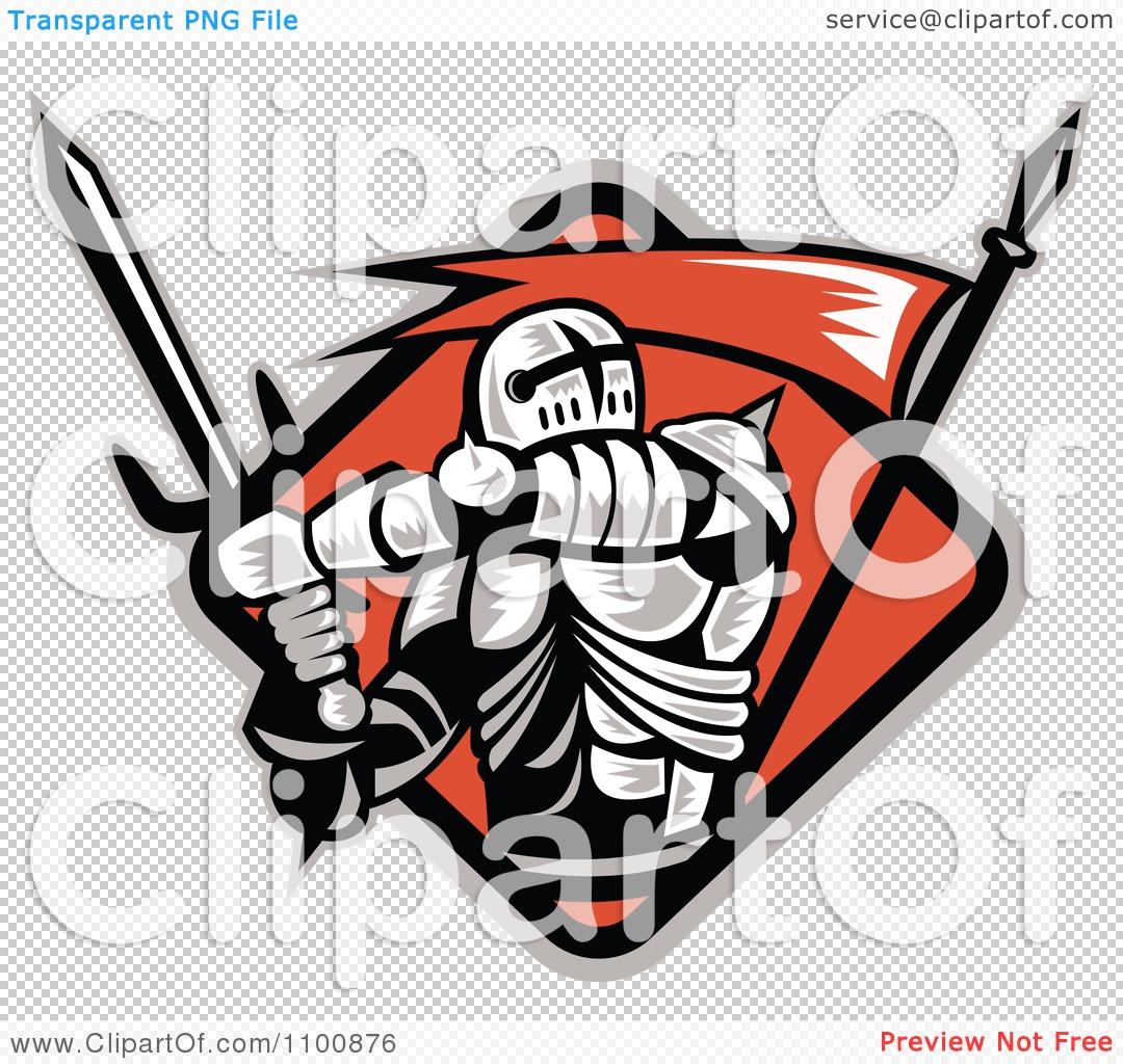 Crusaders Free Vector Clipart.