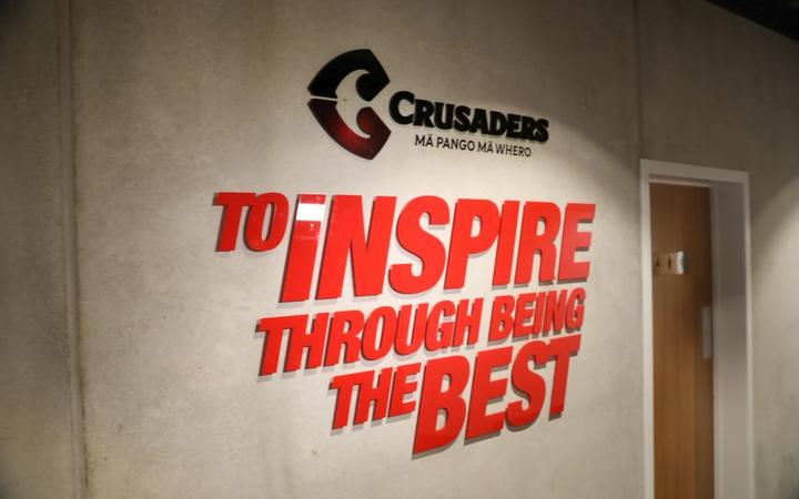 Crusaders\' logo change not good enough.
