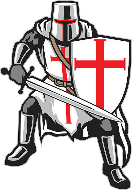 The Crusades Clip Art, Vector Images & Illustrations.