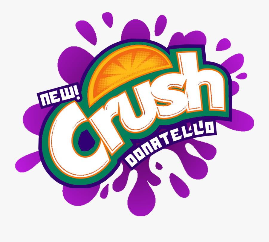 Grape Crush Logo.