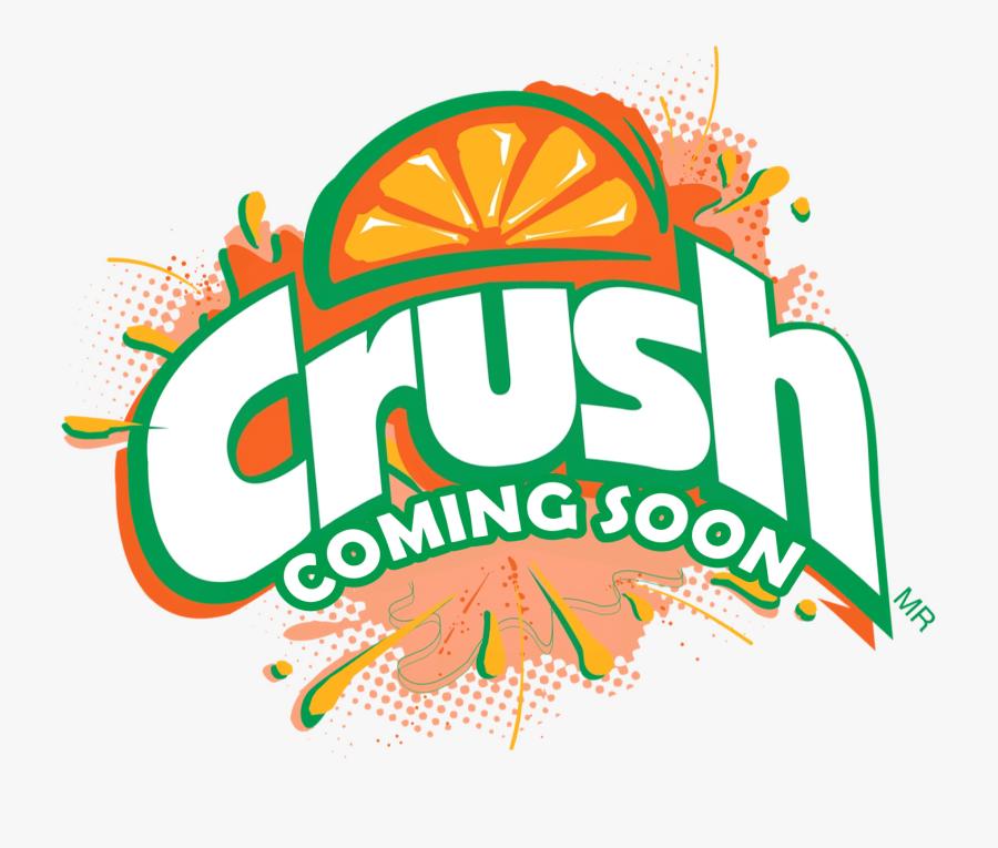 Orange Crush Coming Soon Logo, Logos, Of, Interest.