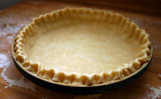 Pie crust clipart.