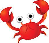 Crab Clip Art Vector Graphics. 6,928 crab EPS clipart vector and.