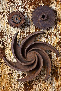 1000+ images about Rusty, crusty art by nature on Pinterest.
