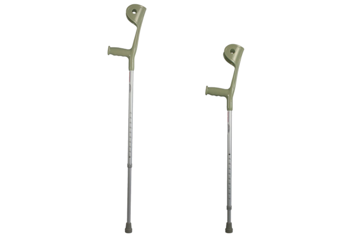 Crutches PNG.