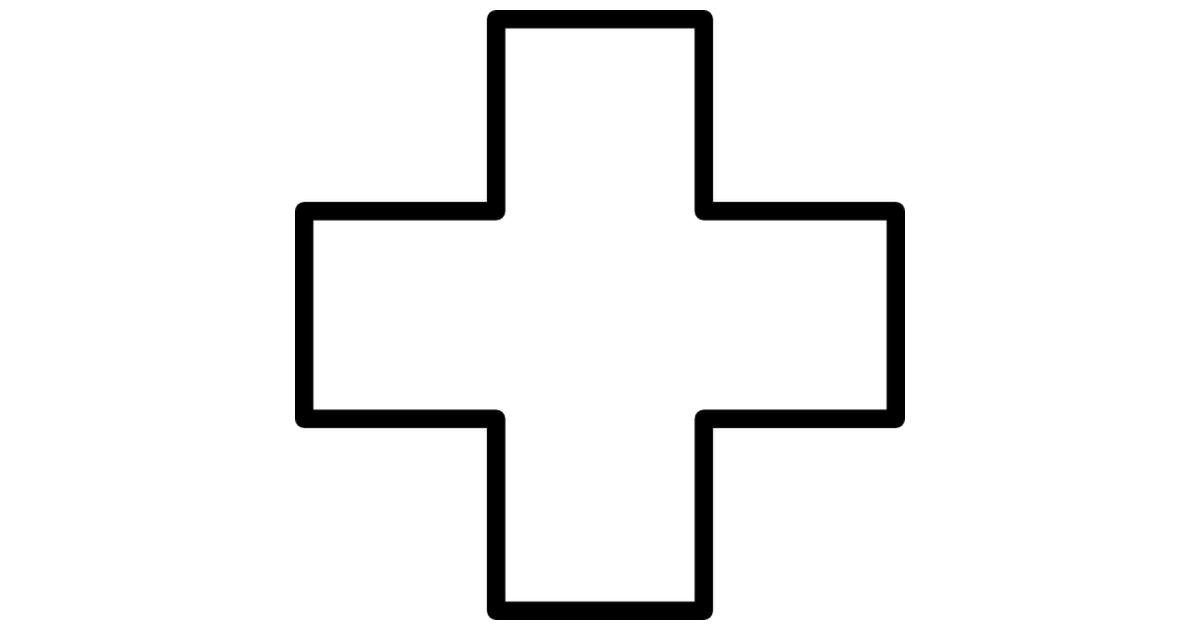 Cruz Blanca Png 5 » PNG Image #235648.