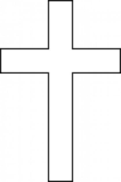 Free Vector Cross.