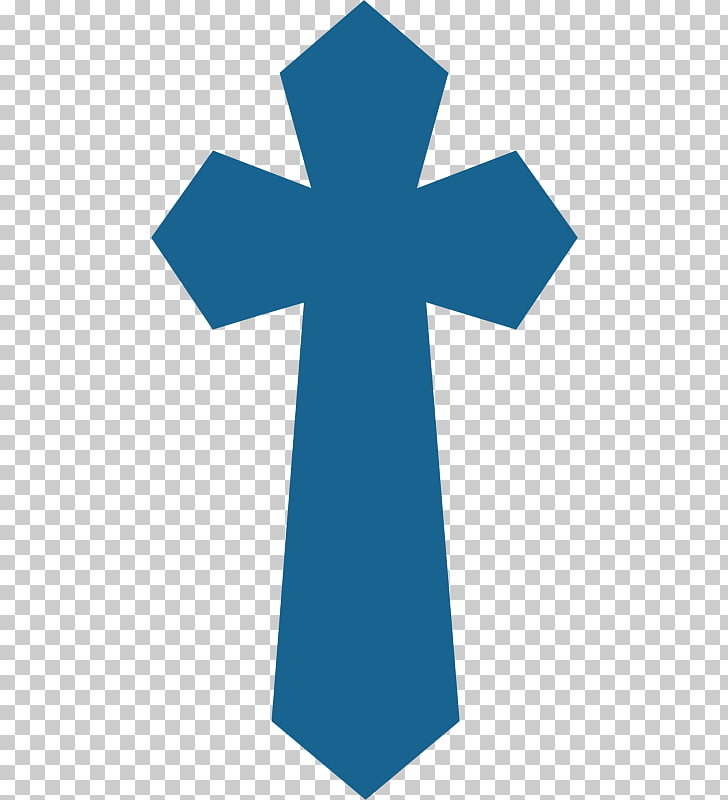 Primera comunión eucaristía cruz bautismo azul, niño. PNG Clipart.
