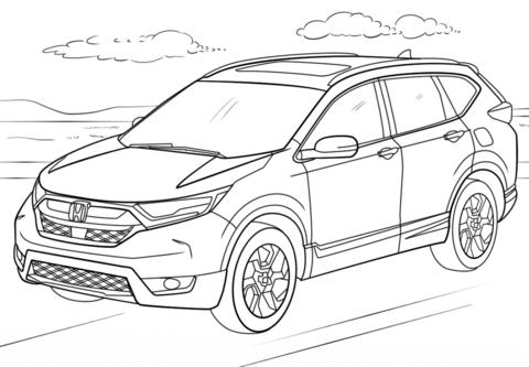 Honda CR.