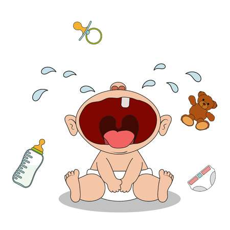 172 Crybaby Stock Vector Illustration And Royalty Free Crybaby Clipart.