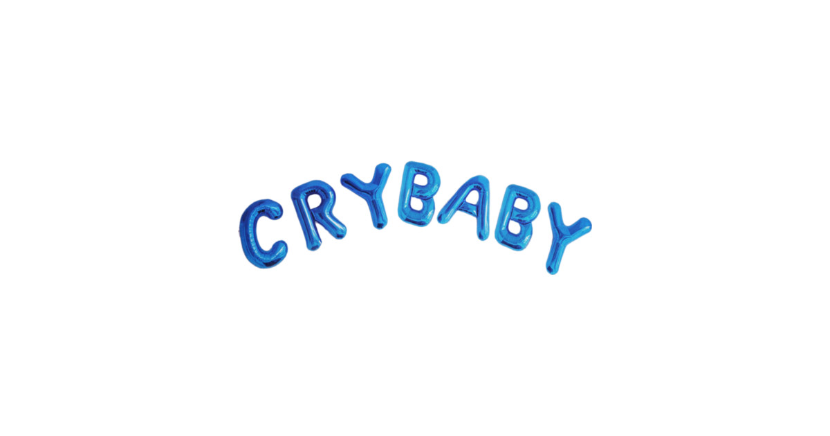 CRY BABY logo by crybb.