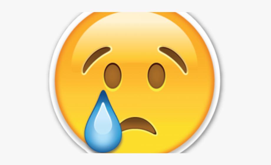 Crying Emoji Clipart Transparent.