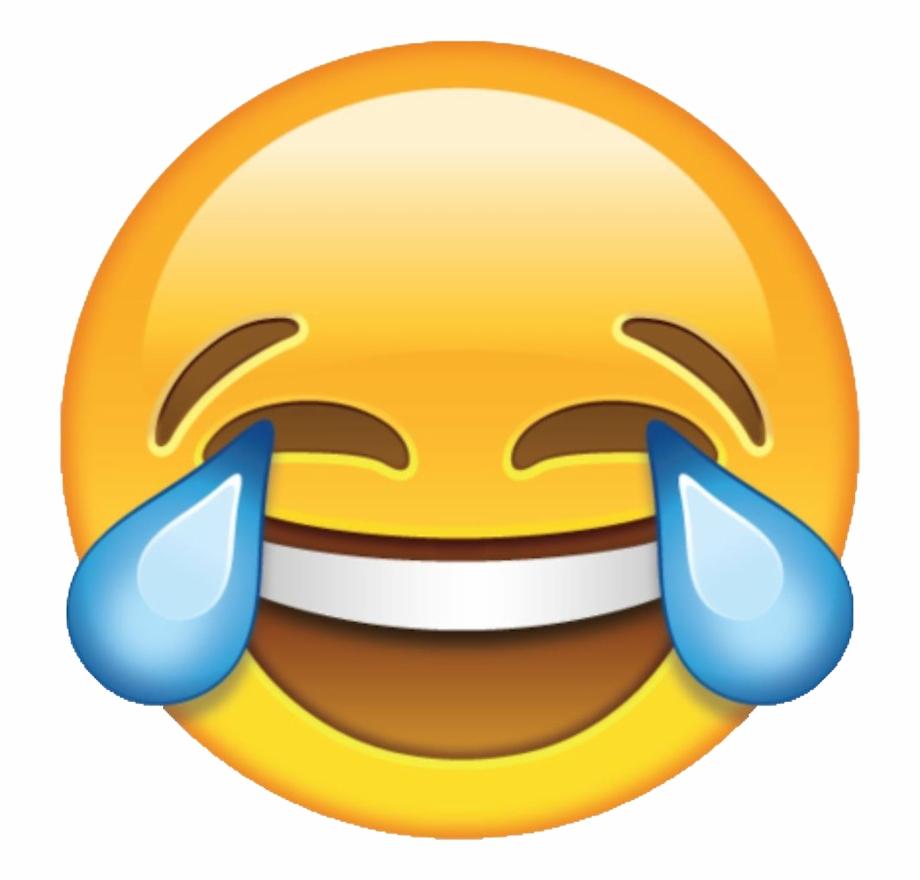Crying Emoji Png Transparent Image.