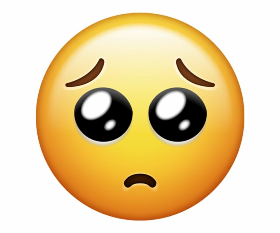 Crying Sad Emoji Png.