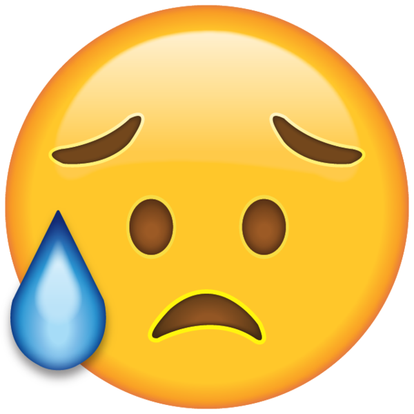 Crying Emoji PNG Images Transparent Free Download.