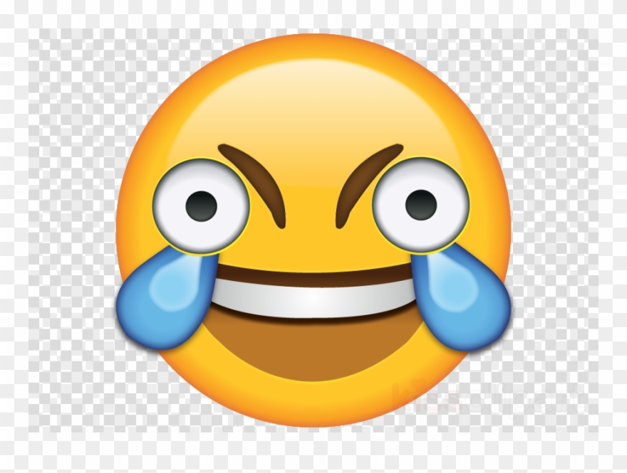 Crying Laughing Emoji Clipart Face With Tears Of Joy.