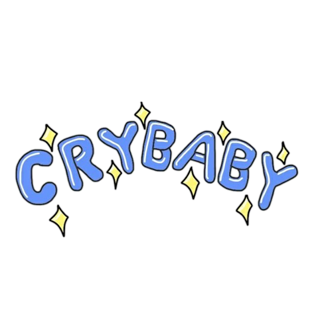 Cry baby logo png 2 » PNG Image.