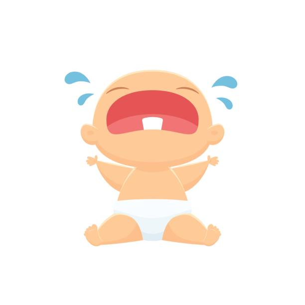 Baby cry clipart 3 » Clipart Station.