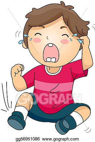 Crying boy clipart 8 » Clipart Portal.