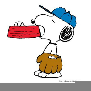 Snoopy Crying Clipart.