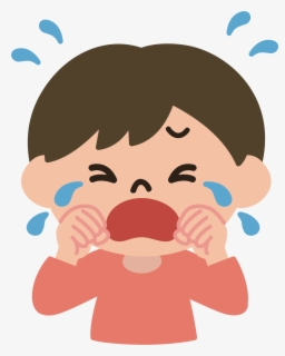 Free Cry Clip Art with No Background.