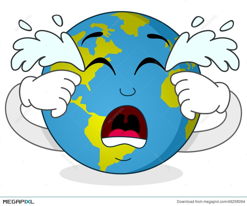 Crying earth clipart 7 » Clipart Portal.