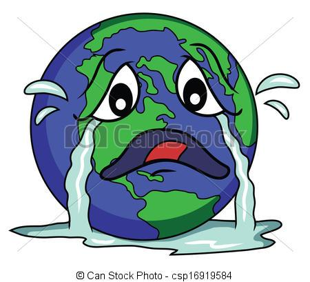 Crying earth clipart 2 » Clipart Portal.