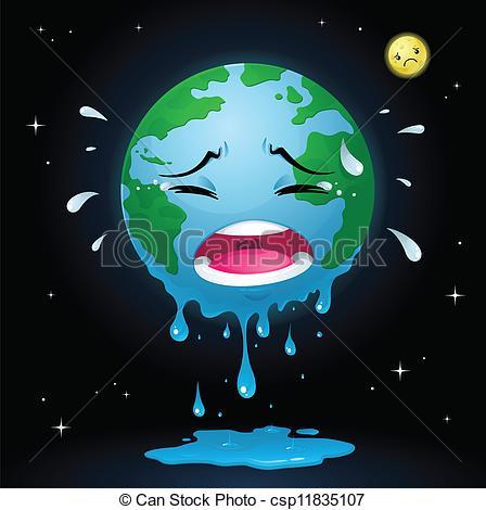 Crying Earth.